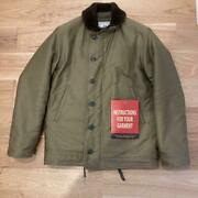 The Real Mccoyand039s Deck Jacket N-1 _16539
