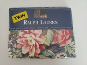 New Home Kimberly Floral Twin Fitted Sheet French Country Cottage