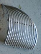 Caddy 1939 Cadillac Lasalle Right Grille Hot Rod Rat Rod Rare 39 Grill Passenge