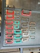 Vintage C Clamp Lot Of 25 Judd Craftsman Stanley Malleable 1-3