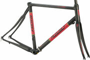 Ritchey Carbon Breakaway Road Frame Headset Carbon Fork And Travel Case Large