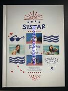 Sistar Special Album Sweet And Sour Cd Photobook Great No Photocard Rare Oop