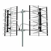 Hdtv 80 Mile Deep Fringe Bowtie Television Antenna Accessories And Supplies Tv
