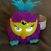 Furby Furbling Baby Party Rockers Purple Interactive Electronic Pet Working