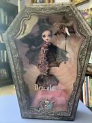 Monster High Adult Collector Limited Edition Draculaura Doll Exclusive