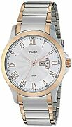 Timex Analog Silver Dial Menand039s Watch-tw000 109 _30215