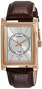 Timex Analog Silver Dial Menand039s Watches -tw000g7 _30219