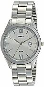 Timex Analog Silver Dial Menand039s Watch-tw000y906 _30211