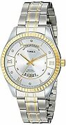 Timex Analog Silver Dial Menand039s Watches -tw0tg62 _30233