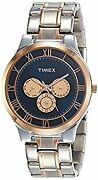 Timex Analog Blue Dial Menand039s Watch-tw000 K112 _30231