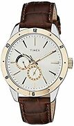 Timex Fashion Analog Silver Dial Men's Watches _30271