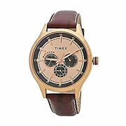 Timex Analog Black Dial Menand039s Watch-tw000t311 _30287