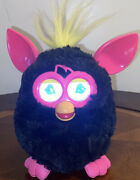 2012 Furby Boom Black And Hot Pink Works Great Great For Kids