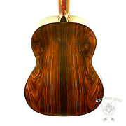 Nice Exotic Figured Brazilian Rosewood Conn 1000 + Acoustic Classical Guitar