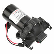 24v Washdown Pump Kit 5.0gpm 70psi 137.8ft Head Deck Wash Pump For Boat Yacht