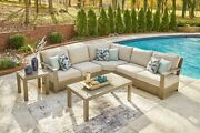 Ashley Furniture Silo Point Sectional Outdoor Patio Furniture