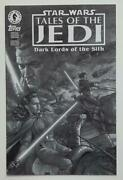 Tales Of The Jedi Dark Lords Of The Sith Rare Ashcan San Diego Cc Exclusive Fnvf