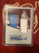 2021 Immaculate Mike Schmidt Patch Auto 1/1 Printing Plate Dc-ms Phillies