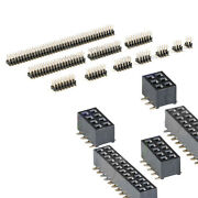 Smd Pin Pcb Male Female Header Connector 2.0mm Pitch Double Row Straight Arduino