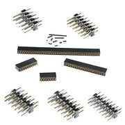 Pin Pcb Male Female Header Connector 2.0mm Pitch Double Row Straight Arduino