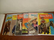 26 Vintage Dell Gene Autry Comics Mostly Verygood