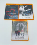 Brilliance Publishing Wicked Torture Sweetest Taboo Wicked Grind Mp3 Audio Book