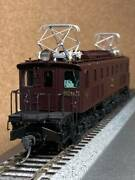 Tenso-do Hall Ho Ef11 Japanese National Railways Gradient Line District Electric