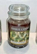 Yankee Candle Holiday Bayberry 22 Oz Candle For Marckerling666 Only