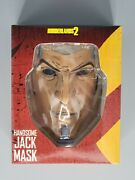 Borderlands 2 Handsome Jack Mask 2016 Loot Crate Chronicle Collectibles New