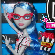 Barbie Monster High Ghoulia Yelps Dead Tired Zombie Brain Food 2010 Usa Seller