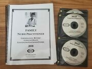 Barkley Family Nurse Practitioner Review Book And 18 Audio Cds