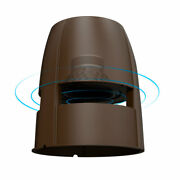 8 Outdoor Subwoofer Omni 250w W/ Crossover Output Add 2 Passive Speakers Ip65