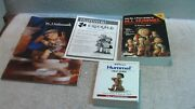 Four Paperback Hummel Price And Guide Books.
