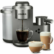 Keurig K-cafe Special Edition Single Serve Coffee Latte And Cappuccino Maker