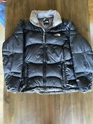 The 550 Goose Down Puffer Jacket Womens Sz L