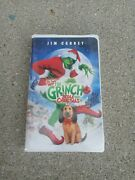 Dr.seuss How .jim Carrey Vhs Pre-owned