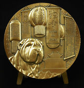 Medal 2006 Year Of Dog Astrology Chinese China Calendar Charpey Dog Medal