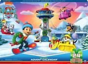 Paw Patrol Advent Calendar By Spin Master Free Expedited Shipping