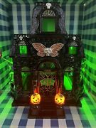 Bath And Body Works Halloween 2021 Light Up Haunted House Luminary- New, In Box