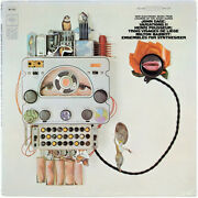 John Cage - New Electronic Music From Leaders Of The Avant-garde - Viny.. - C28c