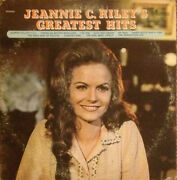 Jeannie C. Riley - Jeannie C. Riley's Greatest Hits - Vinyl Record.. - C28c