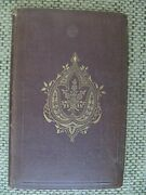 John Pell Over's Hill And Other Poems 1863 - First Edition Extremely Rare