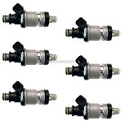 For Acura Legend And Sterling 825 827 Fuel Injector Set Csw