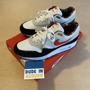 Size 10 - Nike Air Max 1 Live Together Play Together - Good Condition Dc1478 100
