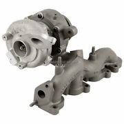 Remanufactured Turbo Turbocharger For Audi A3 Vw New New Beetle Golf Jetta