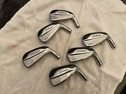 Titleist 718 T-mb Iron Set 5-pw Head Only