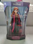 New Disney Store Anna 17 From Frozen 2 Limited Edition Doll 1 Of 6300