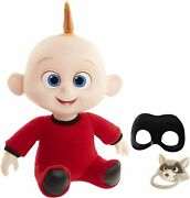 The Incredibles 2 Baby Jack-jack 12 Doll With Pacifier And Mask