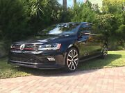 2018 Volkswagen Jetta Gli Volkswagon Jetta Black Mint Condition Adult Owned Only 13275 Miles