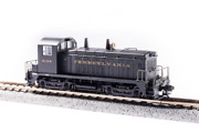 Broadway Limited 3920 N Scale Emd Nw2, Sound/dc/dcc, Prr 9168 - Brunswick Green